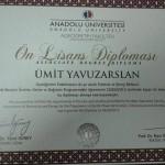 önlisans diploma